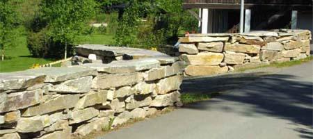 kivinen muuri